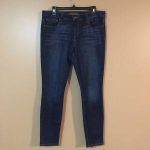 Joe's Blue Jeans Stretch Skinny Size 32